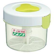 "Tsukemono Round Pickle Press ""P-carrot"" (1.6 Liter) japan new ."