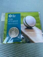 More details for 2019 pride of england bu £5 coin pack