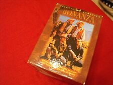 5 BONANZA Box Set Television CLASSIC Western VHS Tape 1996 THE CARTWRIGHTS