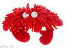 MultiPet - Sea Shammies Dog Toy ~ Crab
