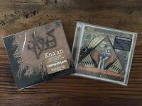 Orphaned Land & Amaseffer - Kna'an CD & Unsung Prophets & Dead Messiahs Orig.CD