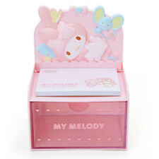 My Melody Mini Chest with memo SANRIO Japan Cute Goods