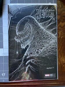 Venom 33 Gleason Variant Trade Dress LTD-2500