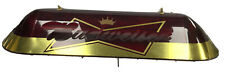 "2008 Budweiser Bowtie Pool Table Light Lamp! 55"" Long"