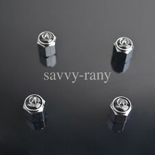 Car Tire Tyre Wheel Valve Stems Caps For Acura All Model 4PCS/SET