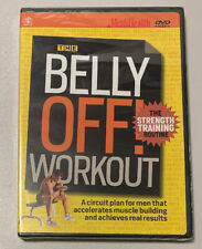 Mens Health: The Belly Off Workout The Strength Training Routine DVD, 2010