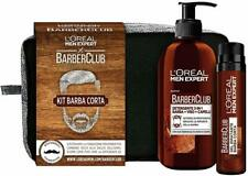 L'Oréal Paris Men Expert Barber Club Pochette con Detergente  (Kit Barba Corta)