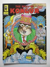 THE BELLS OF KONGUR #1 1989 Book One Great Sage Kona Press Kailua Hawaii (M982)