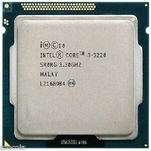 INTEL DUAL CORE i3 2120 3.3GHZ 3M PROCESSOR CPU LGA1155