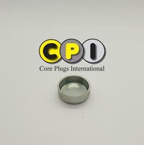 22mm Cup Freeze core plug - CR4 Zinc Plating - British Steel BS1449