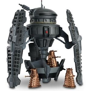 NEW Doctor Who Figurine Collection DALEK GUNSHIP Pod Model Special 21 Eaglemoss