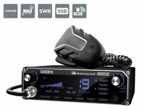 UNIDEN BEARCAT 980 CB RADIO MOBILE SIDEBAND FULL SIZE COLOR LCD SWR PA HAM TUNED