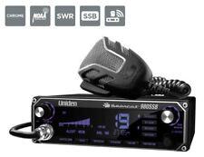 UNIDEN BEARCAT 980 CB RADIO MOBILE SIDEBAND FULL SIZE COLOR LCD SWR PA HAM TUNED
