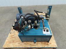 13 Gallon 2 Hp Hydraulic Power Unit 208 230460v 3ph Viking Pump