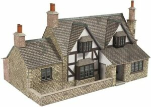 METCALFE PO267 TOWN END COTTAGE  CARD KIT