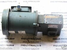 Dodge Tigear Gear Reducer w/ Motor 56/150-20 New