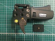 MANFROTTO 322RC2 Professional photography joystick tripod head w original plate