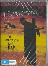 JEEPERS CREEPERS 2 - NEW & SEALED DVD - FREE LOCAL POST