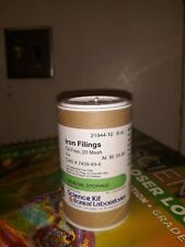 19 Iron Fillings 8oz Cans unopened