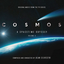 Cosmos - Complete TV Series Score Vol 3 - Limited Edition - Alan Silvestri