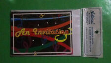 SALE : An Invitation - 5pcs Cards