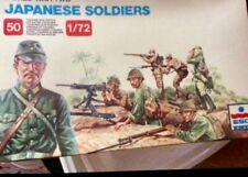 ESCI ERTL WW II Japanese Soldiers New Sealed Box