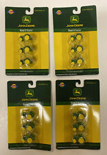 Athearn N Scale John Deere Lot Of 4 Packs Of 3 Model D Tractors #10185 , New