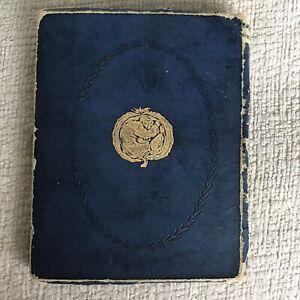 1906*RARE* Goblin Market - Christina Rossetti(Laurence Housman Illust)leather