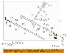 tie rod linkages for kia optima ebay rh ebay com Tie Rod Diagram Kia Optima Kia Optima Concept