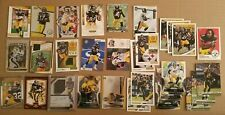 30 Card Lot Pittsburgh Steelers juju samuels Rookies Base Inserts Auto relic