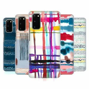 OFFICIAL NINOLA ABSTRACT LINES HARD BACK CASE FOR SAMSUNG PHONES 1