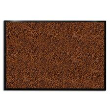 MACHINE WASHABLE BARRIER MAT KITCHENS HALLS DOOR DIRT TRAPPER MAT TERRACOTTA