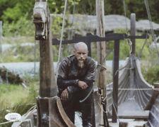 "Travis Fimmel Signed ""Vikings"" 8x10 Photo JSA"