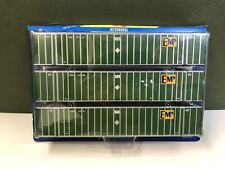 More details for athearn x3 emp green 53' intermodal shipping containers ho gauge