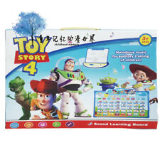 Electronic Toy Story Learning Pad Machine Early Educational Musical Reading Toy