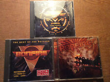 Bonfire [3 CD Alben] Fire Works + Branded + Hot & Slow