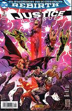 Panini Comics DC Justice League 2 Juni 2017!Ungelesen!!Top Zustand!