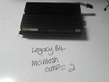 Subaru Impreza Legacy b4 bh5 be5 McIntosh Amplificateur RARE ef-10801 200 W RMS