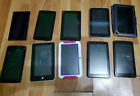 For Parts Untested Android Tablet Lot of 10