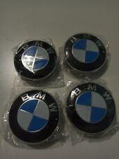 BMW 4x68mm  Radnabenabdeckung Nabendeckel Nabenkappen Radkappen DE