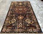 Hand Knotted Afghan Zakani Balouch Pictorial Wool Area Rug 7 x 4 Ft (20560 HMN)