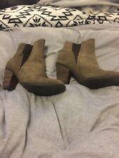 Indigo Boots Size 5