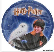 Harry Potter Party PLATES CAKE 8 PC Birthday Decoration Sorcerer's Stone Dessert