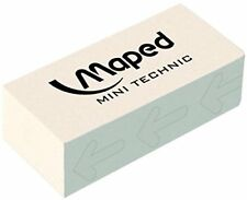 Rp228 Maped gomme en Plastique Mini Technic 300 Blanc