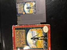TIMES OF LORE **BOXED** NES NINTENDO VIDEO GAME TESTED & WORKING