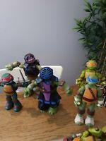 Tmnt Teenage Mutant Ninja Turtles Large Figure Bundle