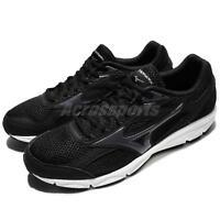 Mizuno Spark 3 III Black White Men Running Shoes Sneakers Trainers K1GA1803-52