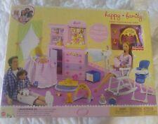 Happy Family Barbie Playset Baby. New *read description *