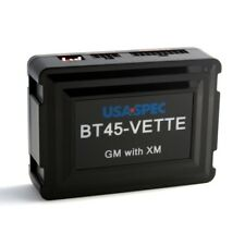 USA SPEC BT45-VETTE For GM With XM Receiver -Hands Free Phone/Bluetooth/AUX/USB