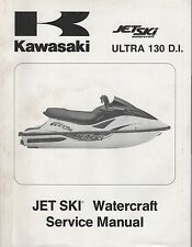 2001 KAWASAKI  PERSONAL WATERCRAFT ULTRA 130 D.I. SERVICE  MANUAL (707)